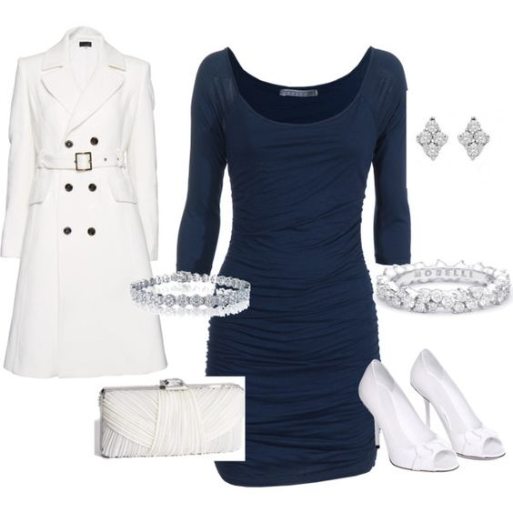"""Blue wonder"" by kassiejo on Polyvore"