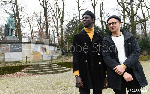 Movie S Berlin Alexanderplatz Director Burhan Qurbani And Actor Welket Bungue Ahead Of The 70th Berlinale In In 2020 International Film Festival Actors Film Festival