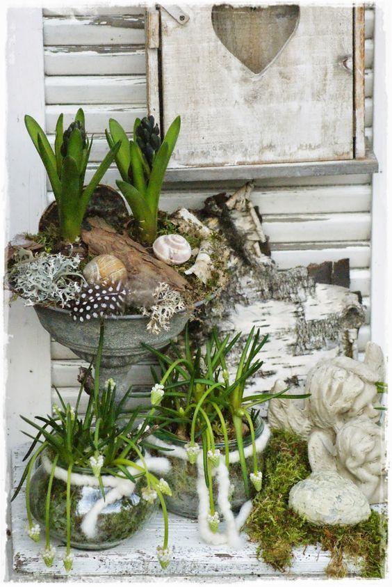 Apportez dès maintenant une touche fraîche et hivernale verte à votre maison avec ces 8 idées de décorations pré-printanières ! - DIY Idees Creatives