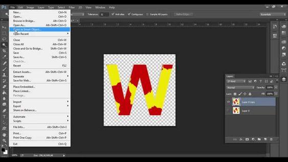 Como salvar imagem com fundo transparente - Photoshop