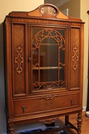 Antique China Cabinet Dining Room Pinterest Antique China China And Ca