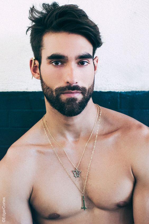 Der bewegte Mann — edgarscortes:   Mexican modelDaniel Guerra by...