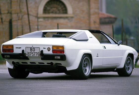 Lamborghini Silhouette P300