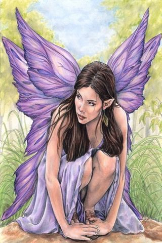 *+*Mystickal Faerie Folke*+*... By Artist Unknown...: