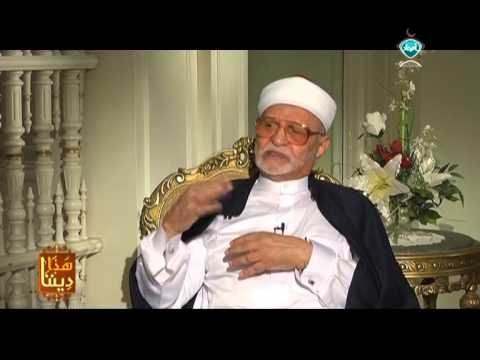 نهاية الظالمين هذا ديننا الشيخ محمد الراوي 1 رمضان 2014 Youtube Nun Dress Islam Egyptian