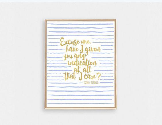 Golden Girls Print-Sophia Petrillo Quote par TheMooseandGoose