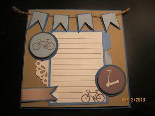 Gina's Designs: Freebie Friday Ride Printable