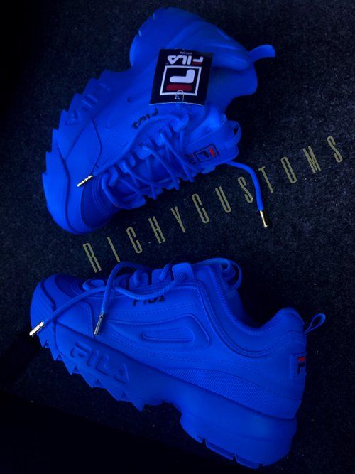 Image of BLUEFACE FILA DISRUPTOR II </p>                                 <!--bof Product URL -->                                                                 <!--eof Product URL -->                                 <!--bof Quantity Discounts table -->                                                                 <!--eof Quantity Discounts table -->                             </div>                         </div>                                             </div>                 </div> <!--eof Product_info left wrapper -->             </div>         </div>     </section>      <section class=