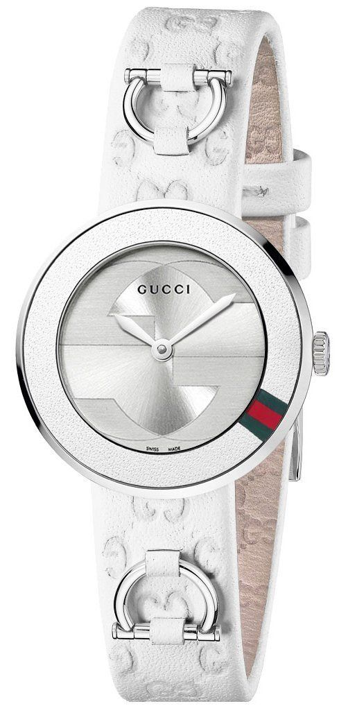 Gucci Watch , Gucci Women's YA129509 U-play Watch