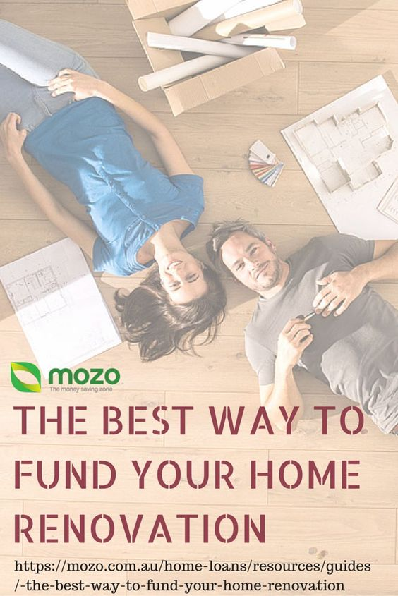 Home renovation tips: In this article we give you the lowdown on the best way to fund your home renovation, including pros and cons of different payment types. https://mozo.com.au/home-loans/resources/guides/-the-best-way-to-fund-your-home-renovation
