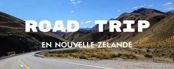 Road-trip en Nouvelle Zélande