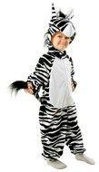 Zebra kostuum