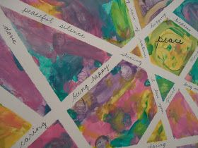 To the Lesson!: International Day of Peace: Collaborative Art