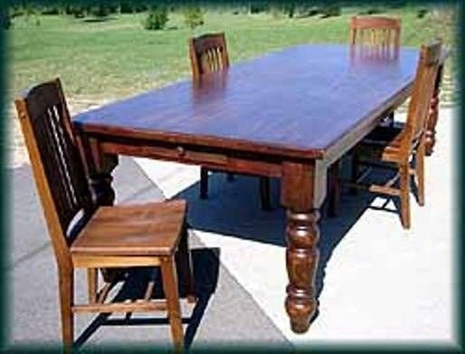How To Refinish A Pine Table The Old Kitchen Tables And The O 39 Jays