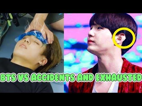 Bts Vs Accidents And Exhausted Funny Kpop Idols Youtube Exhausted Humor Bts Kpop Idol