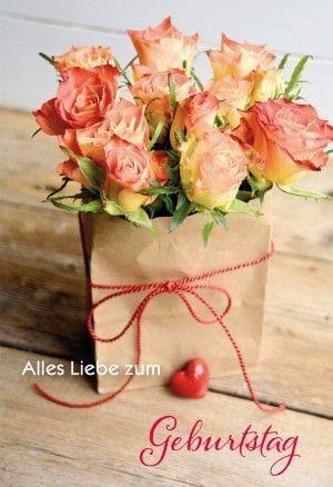 Zum Geburtstag Liebe Grusse Leonhardt Roland Buch Gebraucht