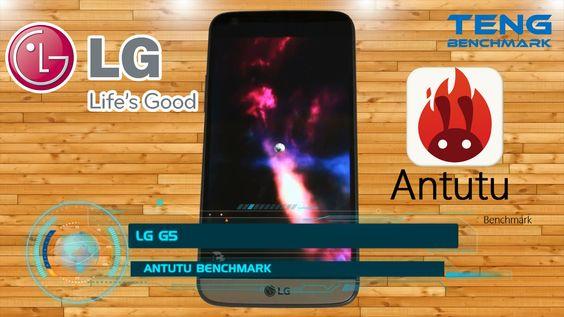 LG G5 - Antutu Benchmark