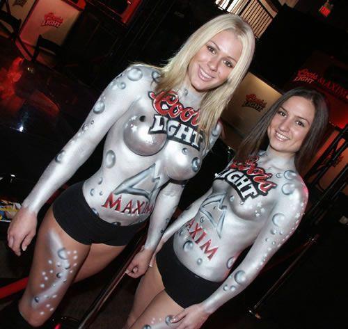 bud light cheerleader girls pictures