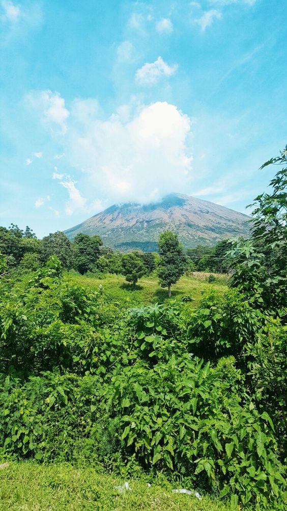 Volcán Chaparrastique, San Miguel  El Salvador