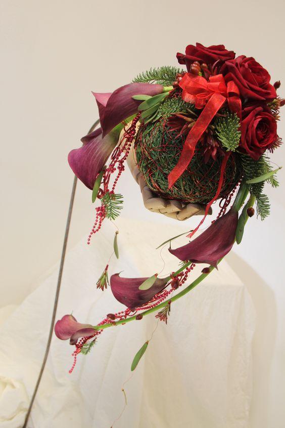 semi cres bouquet