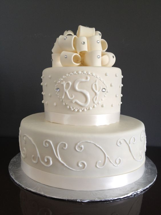 Expensive Wedding Cakes For The Ceremony Ideas For 60th Wedding