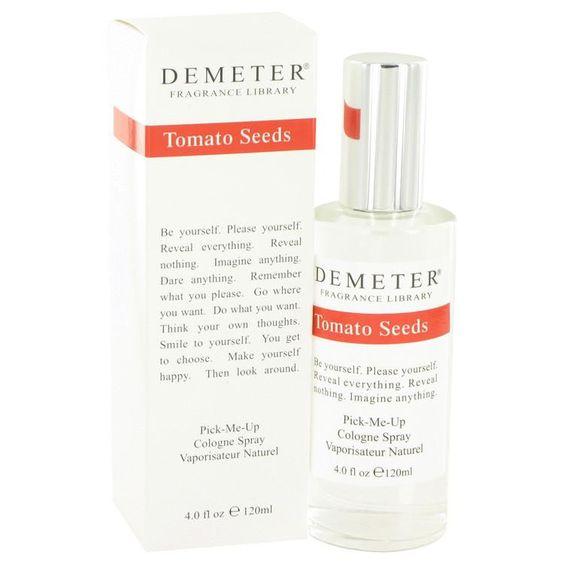 Demeter by Demeter Tomato Seeds Cologne Spray 4 oz