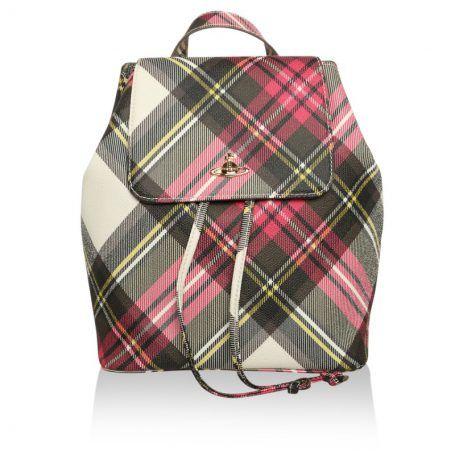 Vivienne Westwood Tasche – VW Derby Backpack New Exhibition…