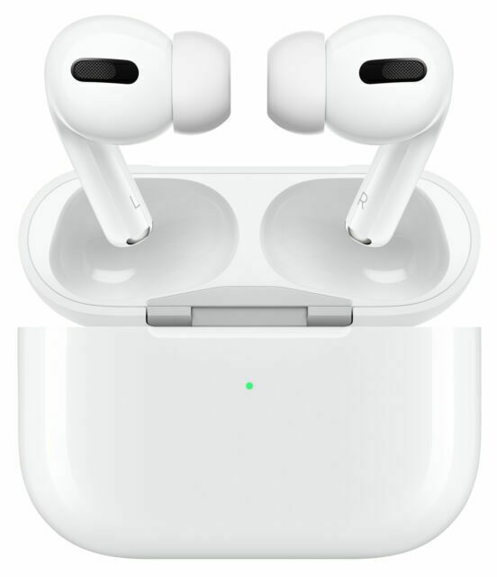 Brand New Apple Airpods Pro With Wireless Charging Case Mwp22am A Apple Airpods Pro Noise Cancelling Wireless Earbuds