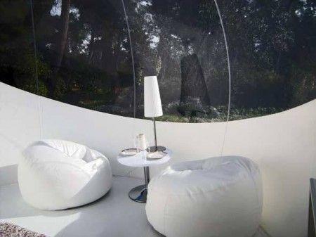 French designer Pierre Stéphane Dumas Bubble Structures
