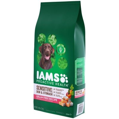 Iams Proactive Health Sensitive Skin With Images Dry Dog Food