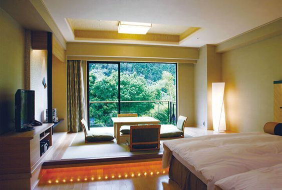 Guest Room | [Official] Hotel Hatsuhana is a hot spring inn in Hakone Yumoto