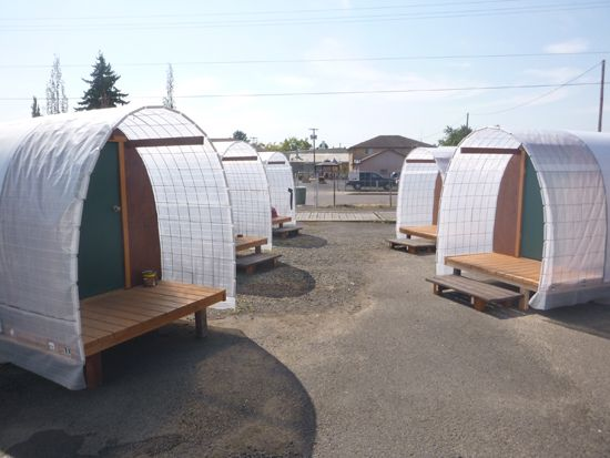 Uses Minimal Materials Is Simple To Build And Provides Durable Shelter Well Suited To The Pacific Northwest Climate The C Portable Shelter Hut Quonset Homes