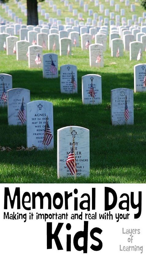 first memorial day speech