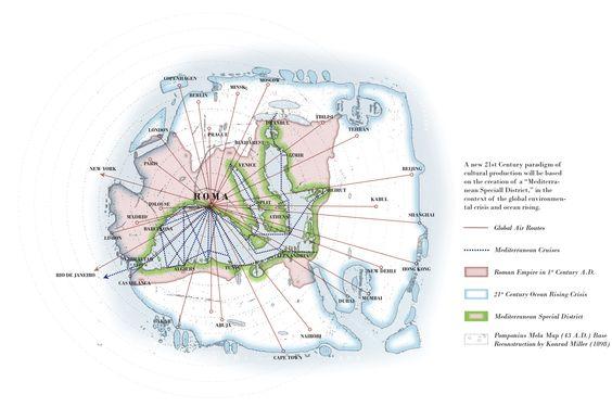 """""""Roma 20-25 – Nuovi cicli di vita della metropoli / New Life Cycles for the Metropolis"""", Columbia University, New York"""