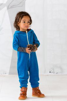 AlbaBabY Donrad Jumpsuit blue