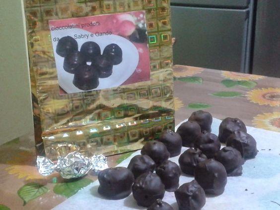 Ricetta cioccolatini bimby tm31