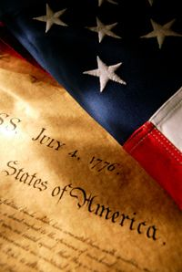 Fourth of July Fun Facts Trivia Questions.  Fun game for 4th of July.