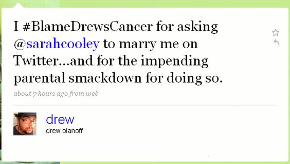How to Propose: Twitter proposals! They're more romantic than they sound.  ;)      #engagement #proposals