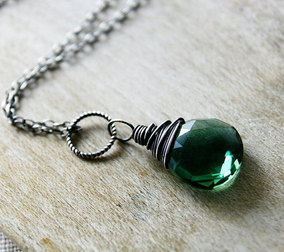 May Day Necklace
