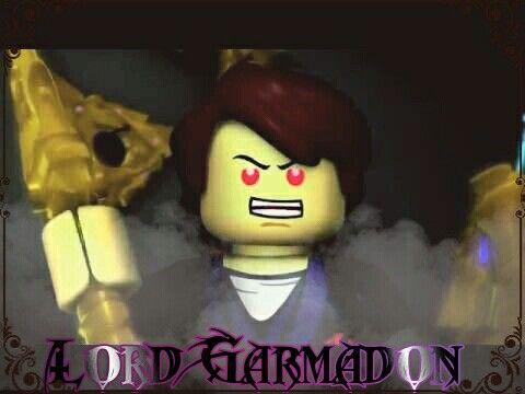 Lord Garmadon Wallpaper Ooo Scary Lego Ninjago Ninjago Lego