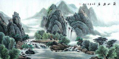 Asian Mountians 28
