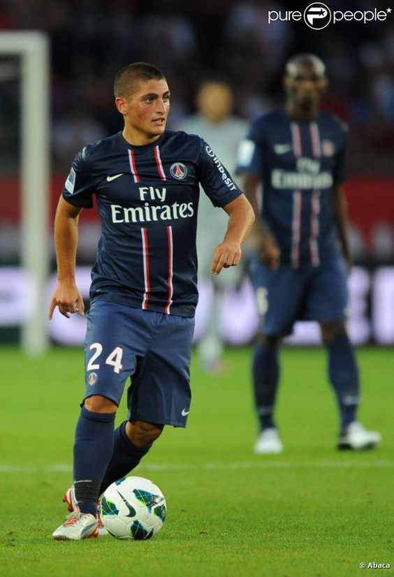 Marco #Verratti n'a que 19 ans et n'avait jamais joué au plus haut niveau avant de rejoindre la #Ligue1. Il st aujourd'hui l'un des joueurs les plus talentueux du championnat français.