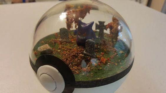 These Poke Ball Dioramas Are Freakin' Delightful