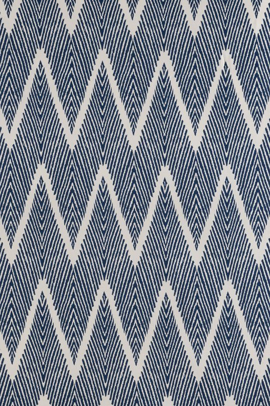 Here is the fabric you were looking for.  It is by Lacefield Designs | Bali - Navy