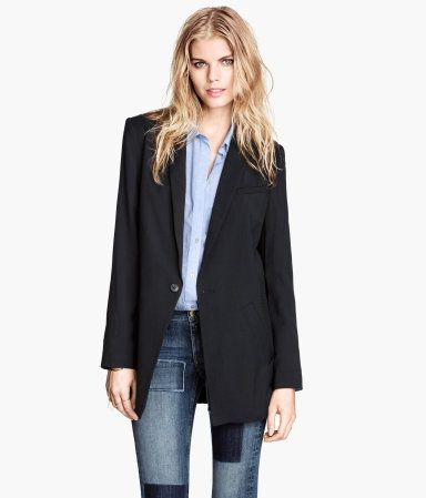 Cas, Jackets and Blazers on Pinterest