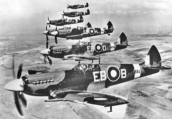 Supermarine Spitfire Mk XII