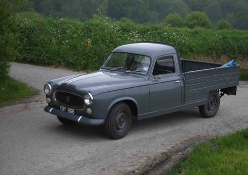 Exceptionnel 1966 Peugeot 403 pick up on Car And Classic UK [C390197] | French  ML96