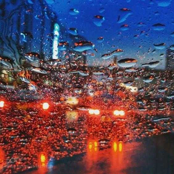 Chaos in city  by daniyal067
