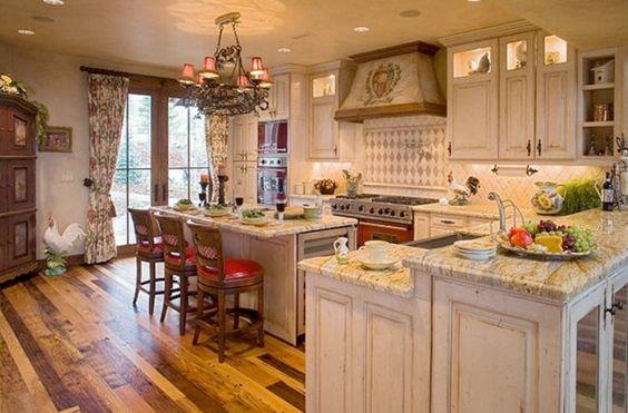 Ivory Custom – Kitchen