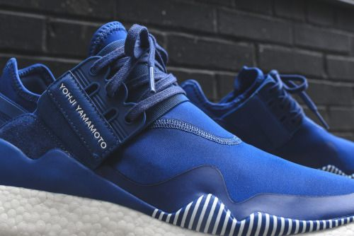Y-3 Retro Boost - Roundel Blue / White via Kith NYC